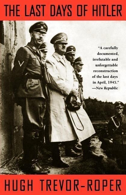 The Last Days of Hitler als Taschenbuch