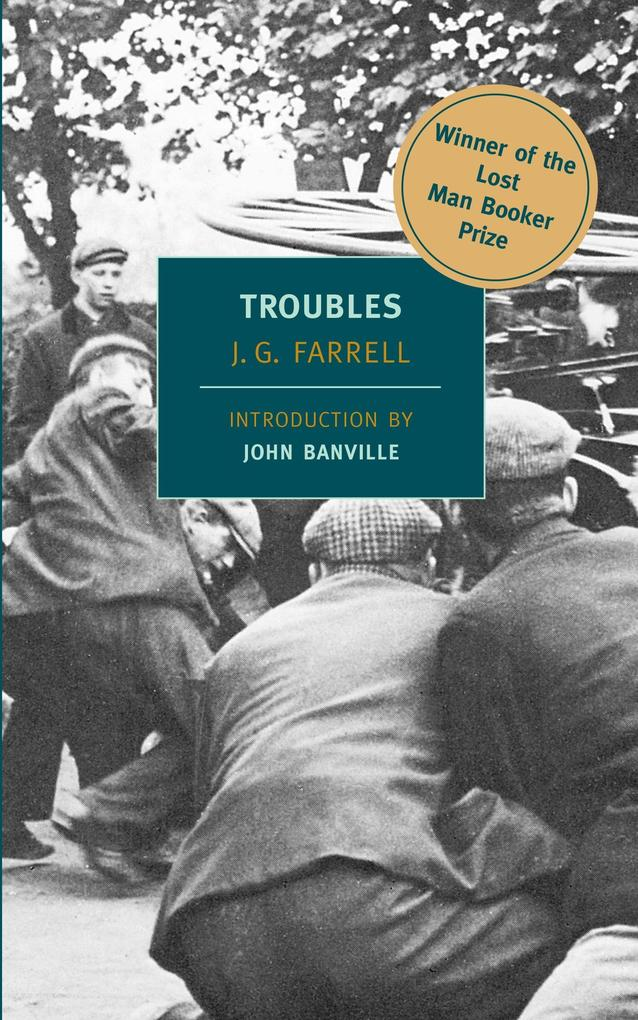 """Troubles: Winner of the 2010 """"Lost Man Booker Prize"""" for Fiction als Taschenbuch"""