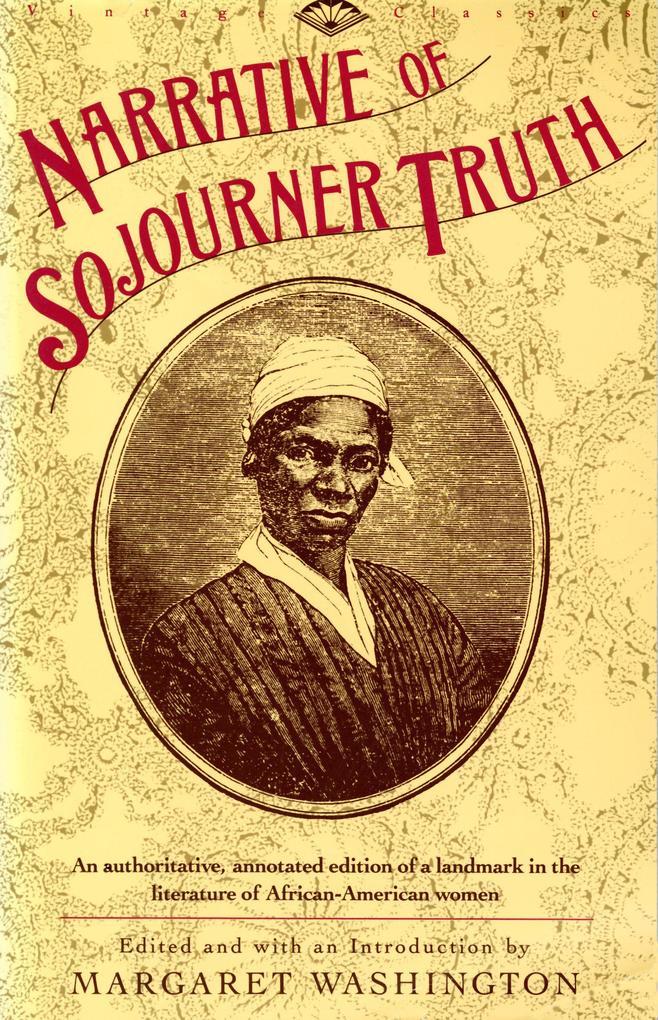 Narrative of Sojourner Truth als Taschenbuch