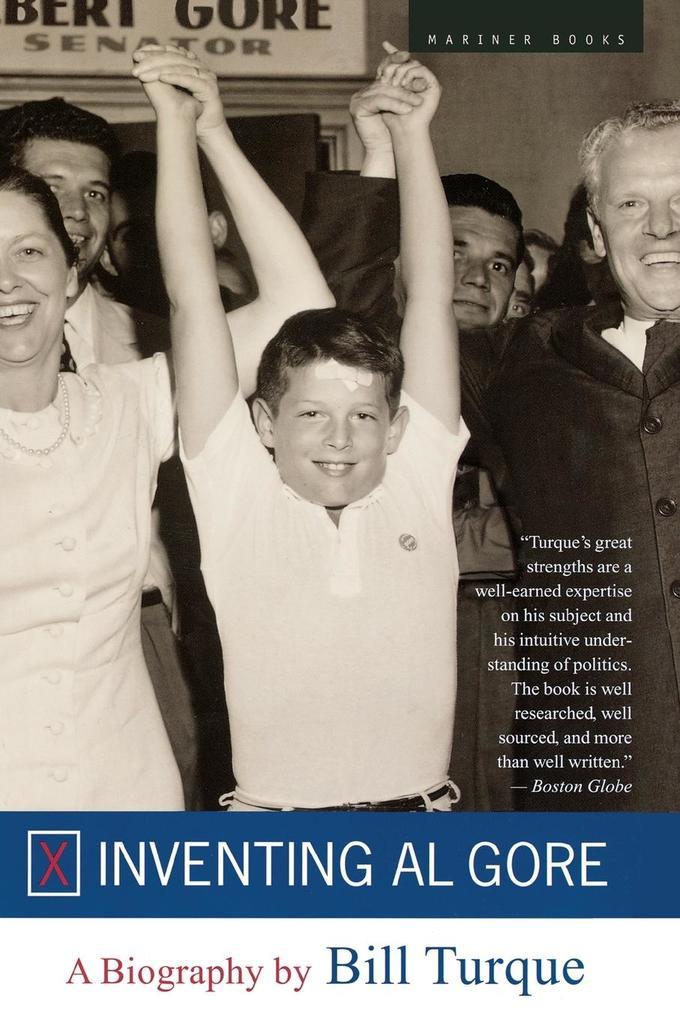 Inventing Al Gore als Taschenbuch