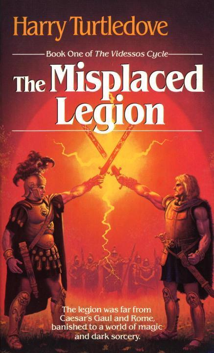 Misplaced Legion als Taschenbuch