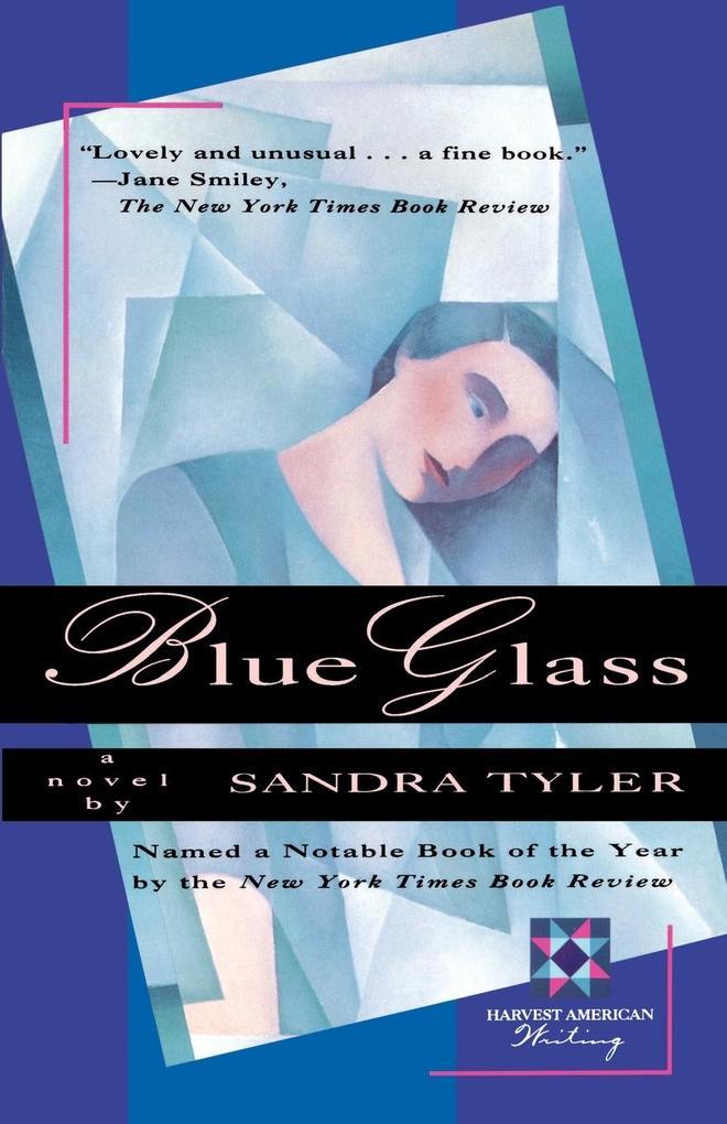 Blue Glass als Taschenbuch