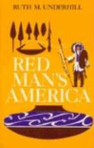Red Man's America: A History of Indians in the United States als Taschenbuch