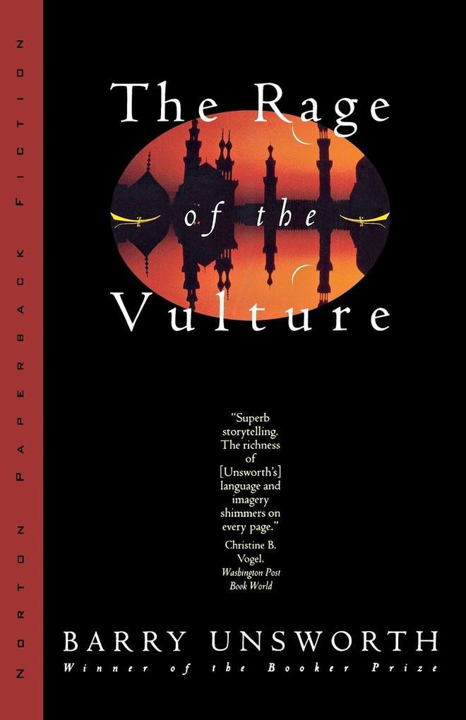 The Rage of the Vulture als Taschenbuch