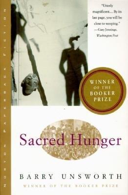 Sacred Hunger als Taschenbuch