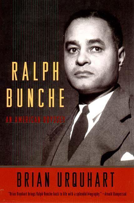 Ralph Bunche: An American Life als Taschenbuch