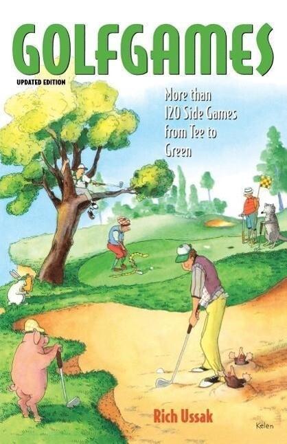 Golfgames [With 14 Qty Sample Scorecards] als Taschenbuch