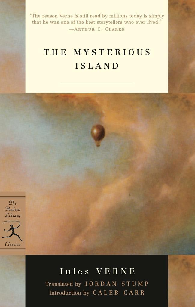 Mod Lib The Mysterious Island als Taschenbuch