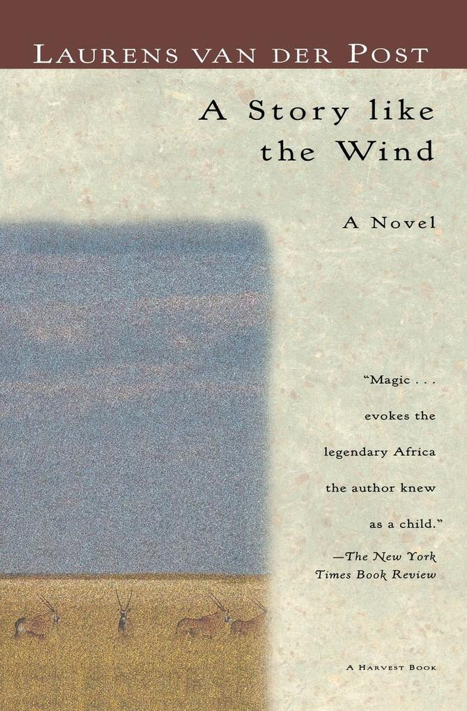 A Story Like the Wind als Taschenbuch