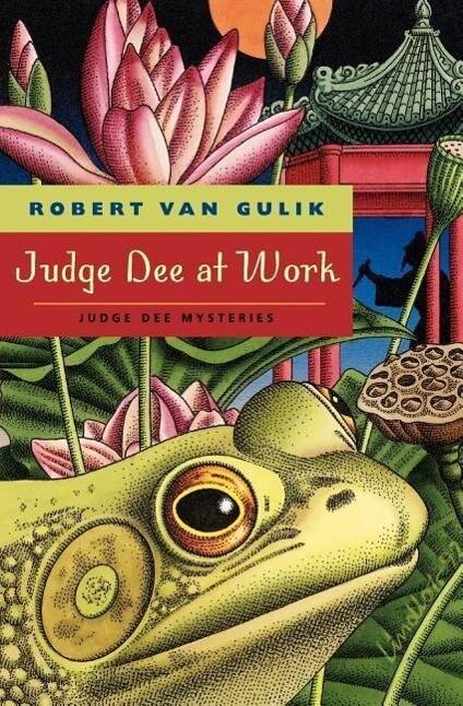 Judge Dee at Work: Eight Chinese Detective Stories als Taschenbuch