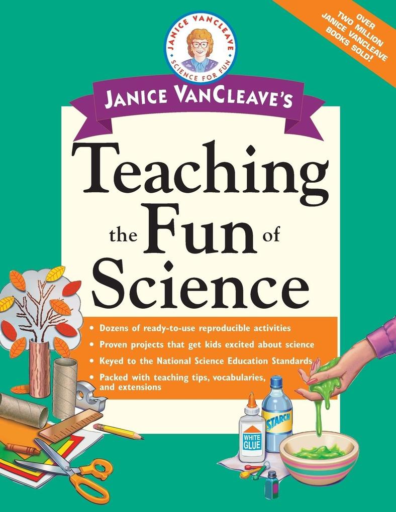 Janice Vancleave's Teaching the Fun of Science als Buch