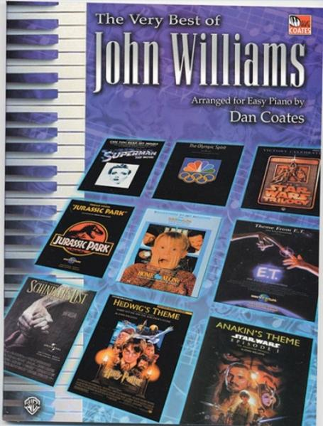 Very Best of John Williams als Taschenbuch