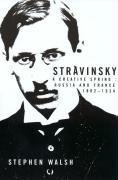 Stravinsky: A Creative Spring; Russian and France, 1882-1934 als Taschenbuch