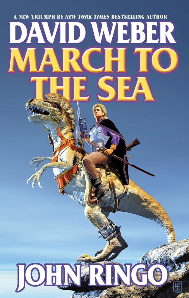 March to the Sea als Taschenbuch