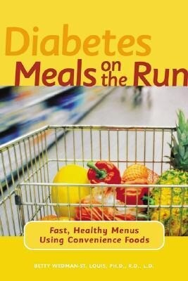 Diabetes Meals on the Run: Fast, Healthy Menus Using Convenience Foods als Taschenbuch