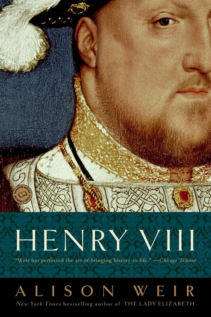 Henry VIII: The King and His Court als Taschenbuch