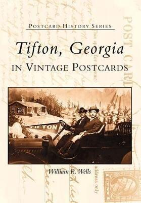 Tifton in Vintage Postcards als Taschenbuch