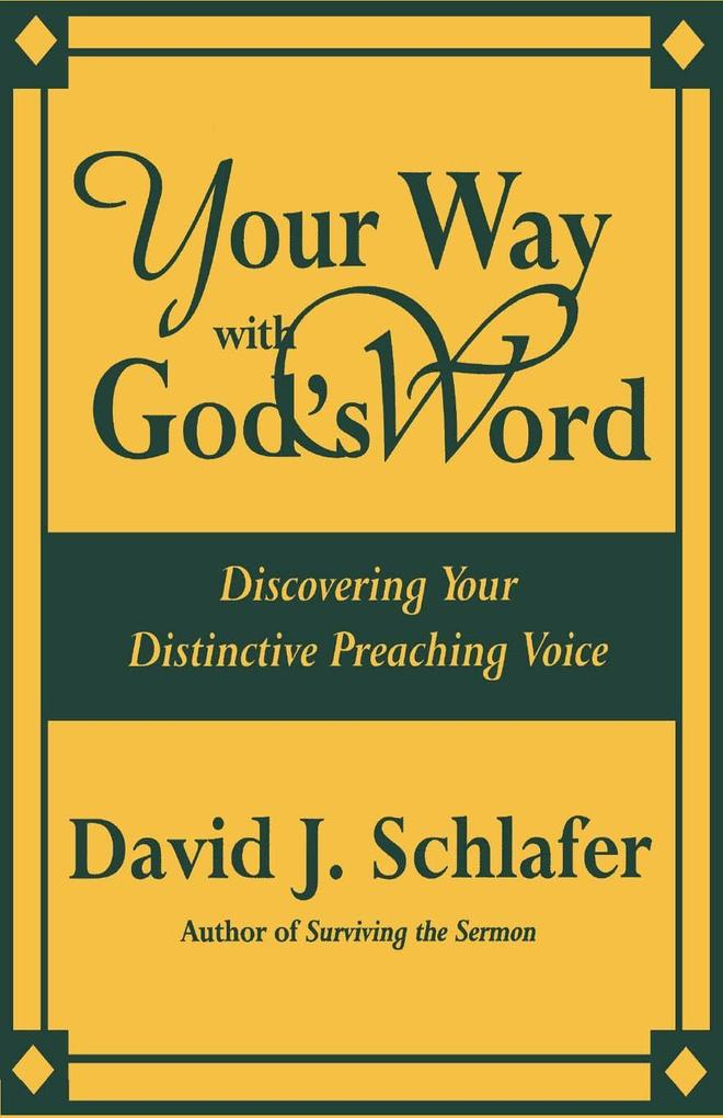 Your Way with God's Word als eBook
