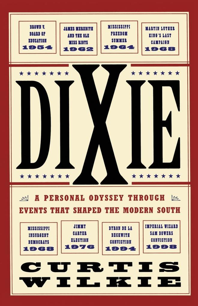 Dixie als Buch