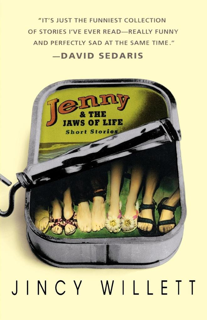 Jenny and the Jaws of Life als Buch