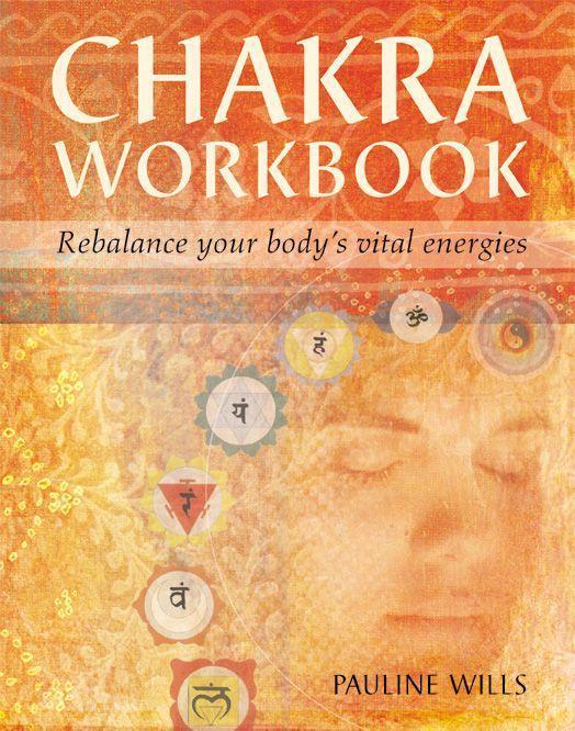 Chakra Workbook als Taschenbuch