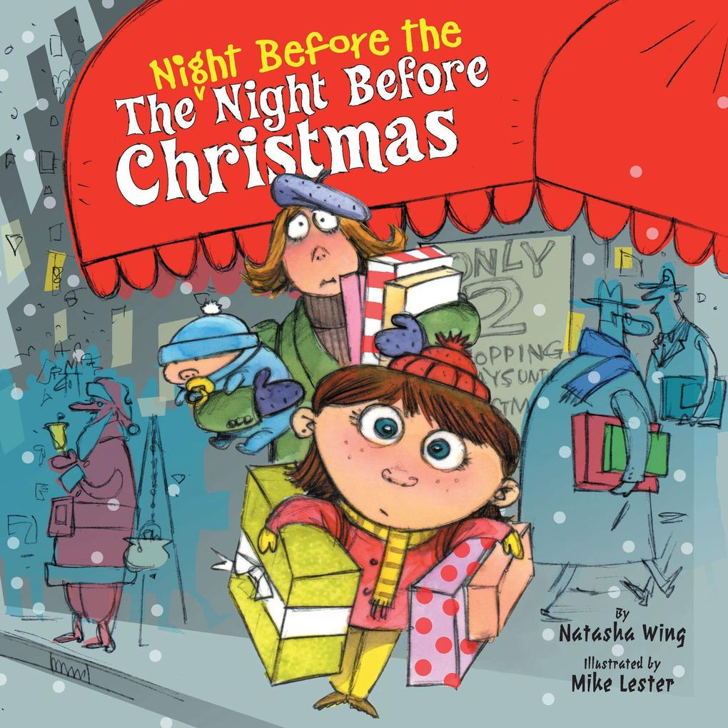 The Night Before the Night Before Christmas als Taschenbuch