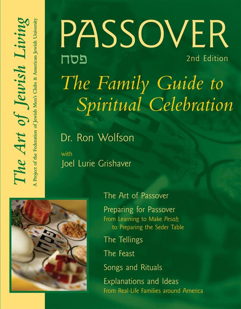 Passover 2/E: The Family Guide to Spiritual Celebration als Taschenbuch