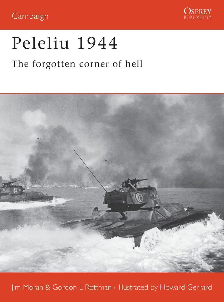 Peleliu 1944 als Taschenbuch