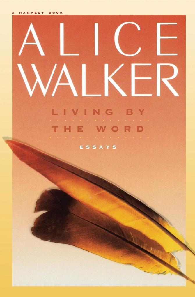 Living by the Word als Taschenbuch