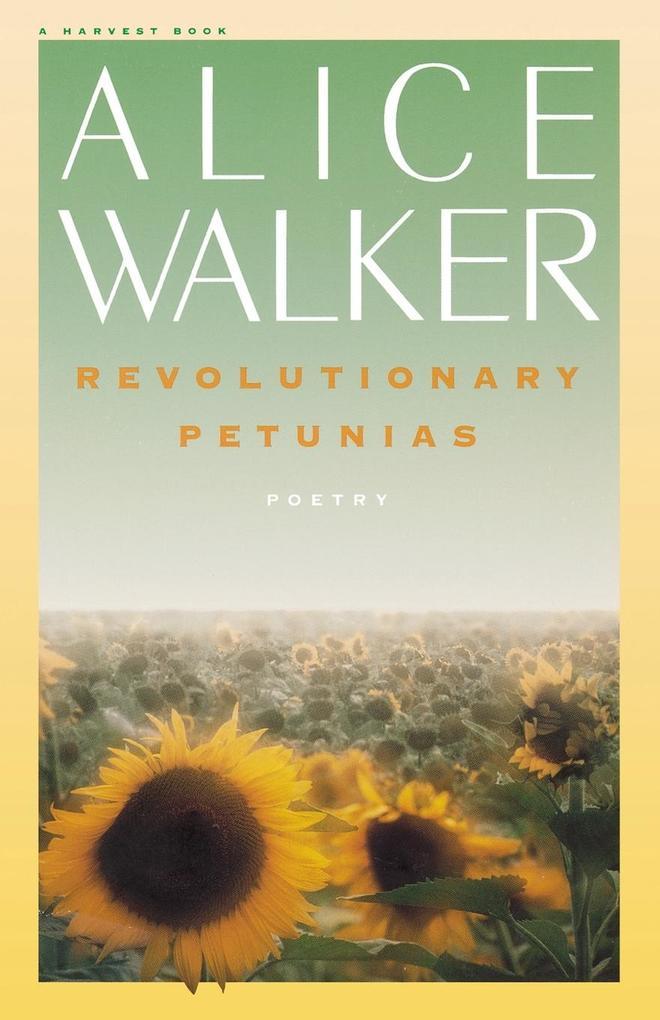 Revolutionary Petunias & Other Poems Pa als Taschenbuch