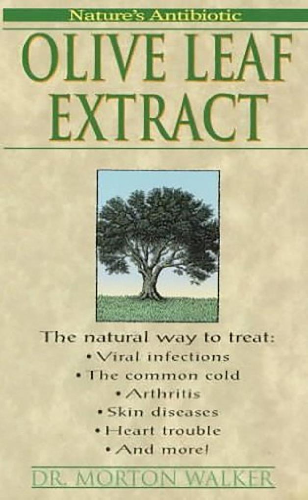 Olive Leaf Extract als Taschenbuch