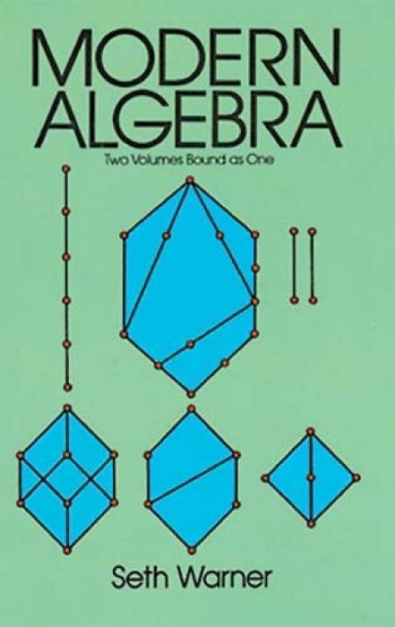 Modern Algebra als Taschenbuch