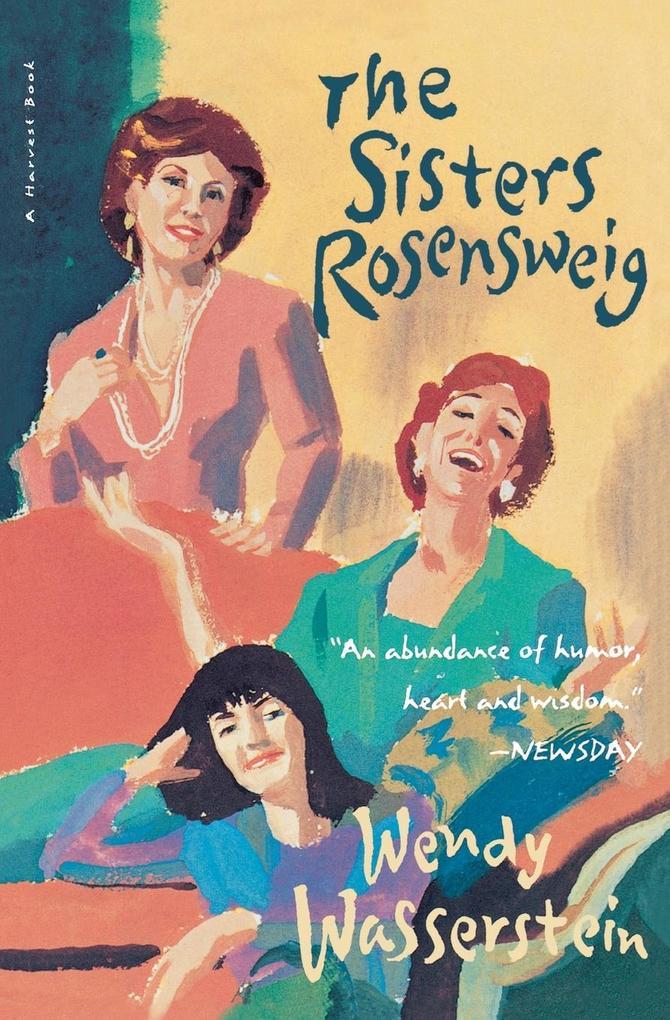 The Sisters Rosensweig als Taschenbuch
