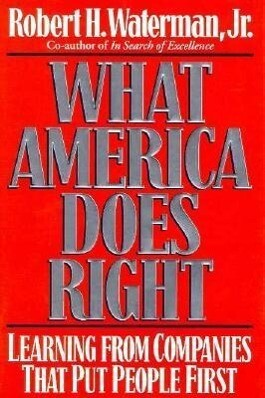What America Does Right als Buch