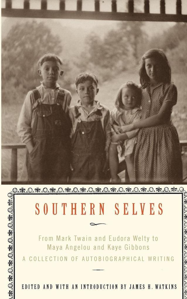Southern Selves als Taschenbuch