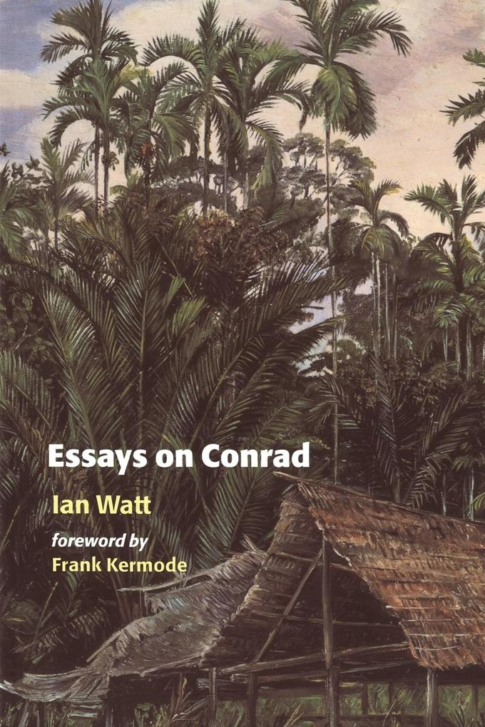Essays on Conrad als Buch