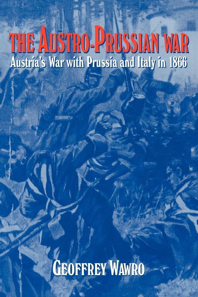The Austro-Prussian War als Buch