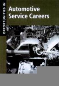 Opportunities in Automotive Service Careers (Revised) als Taschenbuch