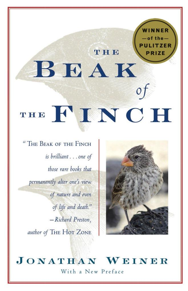 The Beak of the Finch: A Story of Evolution in Our Time als Taschenbuch