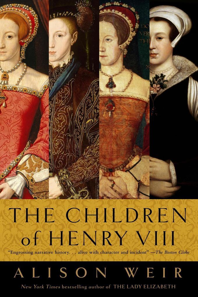 The Children of Henry VIII als Taschenbuch