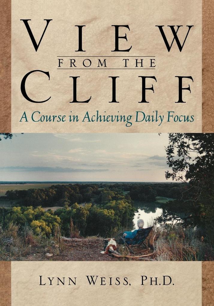 View from the Cliff als Taschenbuch