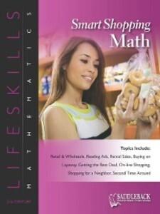 Smart Shopping Math als eBook von Saddleback Ed...