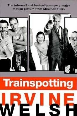 Trainspotting als Taschenbuch
