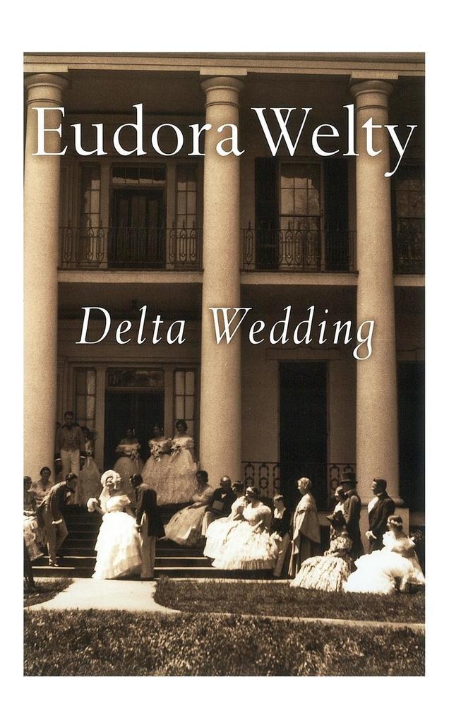 Delta Wedding als Taschenbuch