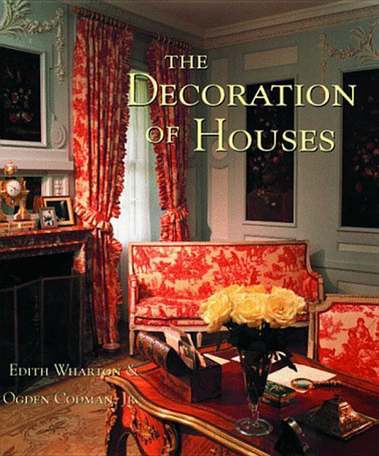 The Decoration of Houses als Taschenbuch