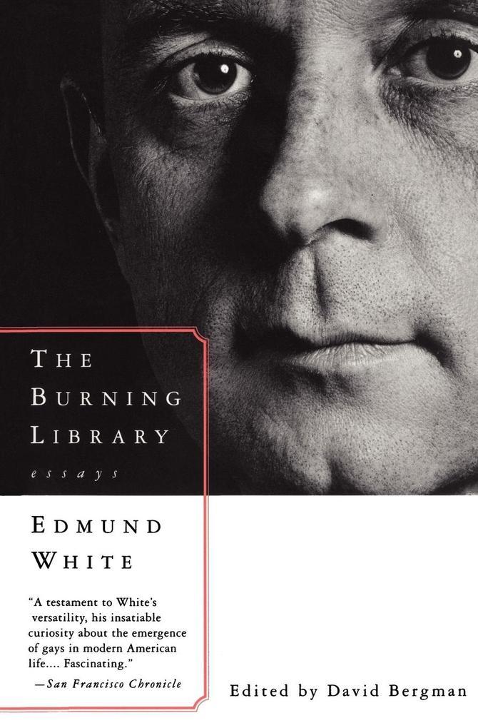 The Burning Library: Essays als Taschenbuch