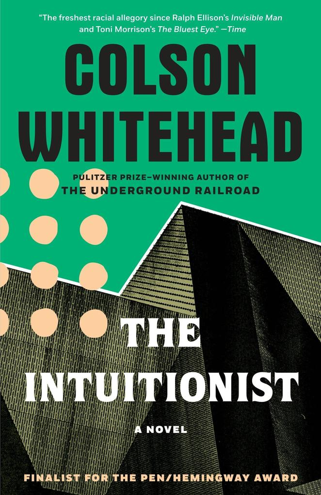 The Intuitionist als Taschenbuch