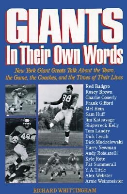 Giants: In Their Own Words als Taschenbuch