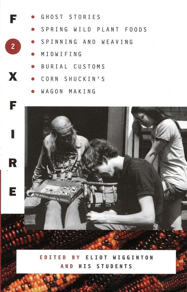 Foxfire 2 als Taschenbuch