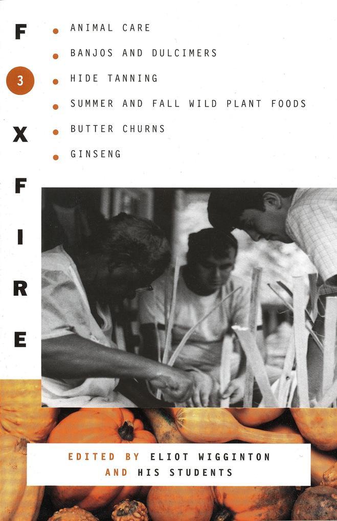Foxfire 3 als Taschenbuch